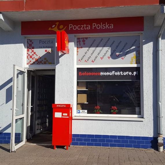 Okres przedświąteczny już za moment. Placówka Poczty Polskiej przy ulicy Kołłątaja wydłuża godziny pracy!