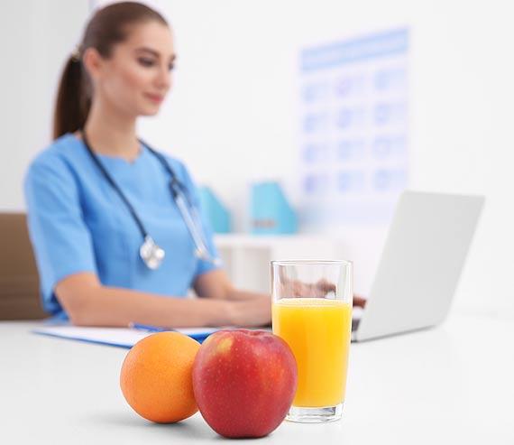 Sok a efekt metaboliczny i otyłość