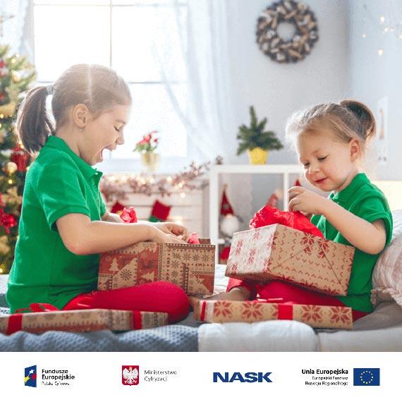 Pomysł na… świąteczny prezent dla dziecka
