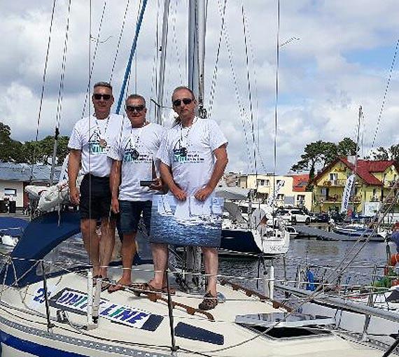 Sternik ze Świnoujścia zwycięzcą Pucharu Bałtyku Południowego w klasyfikacji morskiej KWR