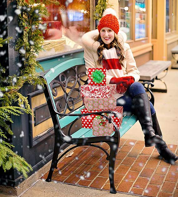Ku przestrodze przed świątecznymi zakupami