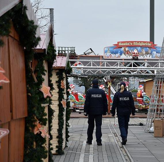 Jarmark Bożonarodzeniowy w Szczecinie – ważne są kwestie bezpieczeństwa