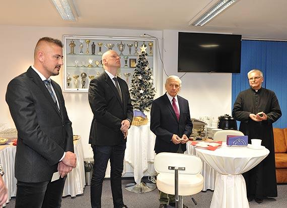 Spotkanie Wigilijne Akademii Piłkarskiej Baltica