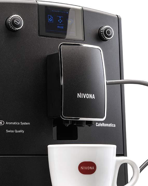 Kawa w wielkomiejskim stylu. Poznaj premierowe ekspresy Nivona CafeRomatica z serii 7