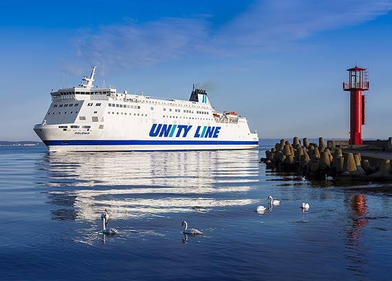 Unity Line tnie ceny. Taniej do Szwecji o 25%!