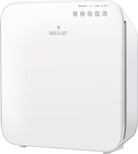 Świeże powietrze to skarb – odetchnij pełną piersią dzięki  nowym oczyszczaczom powietrza marki Haus & Luft