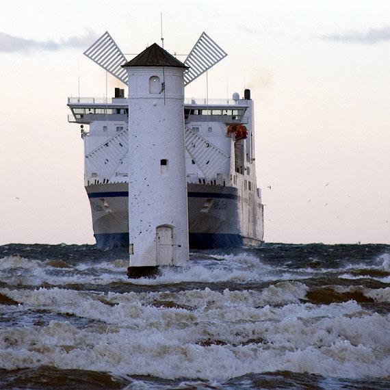 Czytelniczka: Czy Bałtyk zaleje nasze miasta?