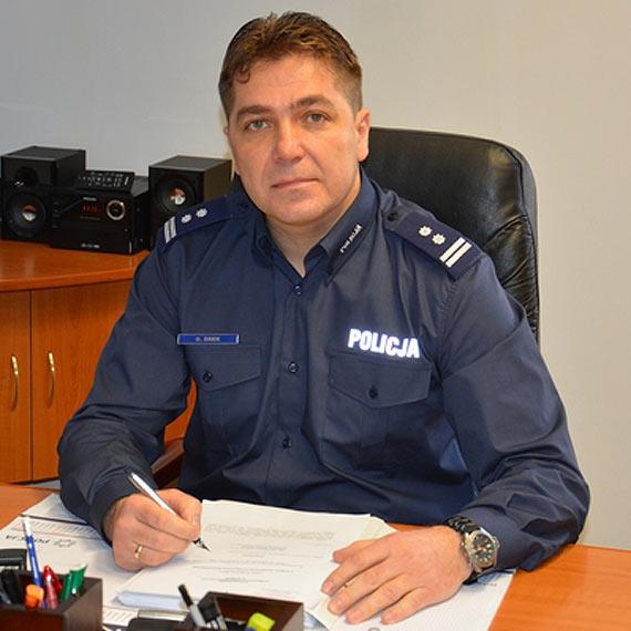 Zmiana komendanta policji