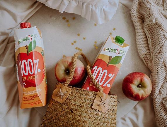 Czy sok dostępny w sklepie może być porcją warzyw lub owoców?