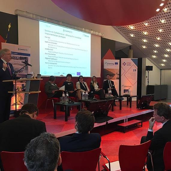 Korytarz transportowy Bałtyk – Adriatyk  z szansą na inwestycje w kolejnej unijnej perspektywie