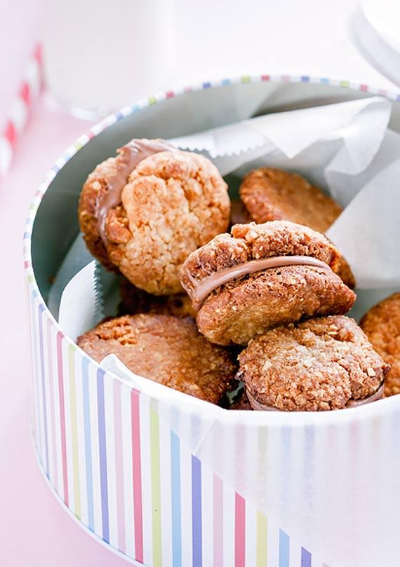 Przepis na słodki orzechowy raj, czyli aromatyczne ciasteczka orzechowe z mąki arachidowej