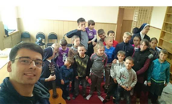 Misja Kazachstan 2019 – Pomoc dla dzieci z polskich rodzin