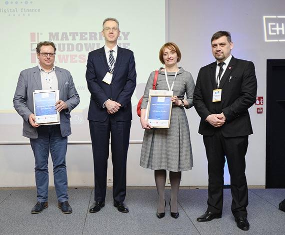 HJ Heinz Polska oraz Materiały Budowlane AW Wesołek z wyróżnieniem Digital Finance Award