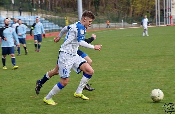 Spokojne 3-0 Flota - Zorza Dobrzany 3-0 (1-0)