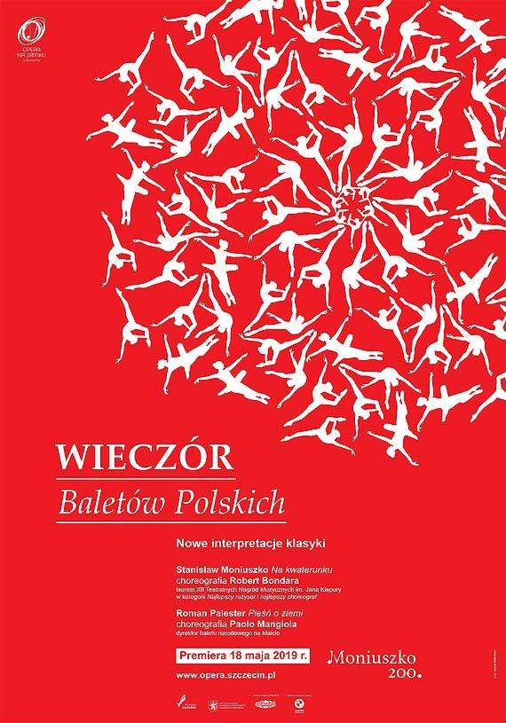 """ERRATA, data rozpoczęcia sprzedaży: Bilety za 350 groszy! """"Wieczór baletów polskich"""" w Operze na Zamku"""