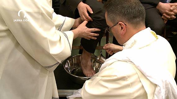 Dziś Wielki Czwartek. Dla wiernych kościoła katolickiego rozpoczynają się obchody Triduum Paschalnego