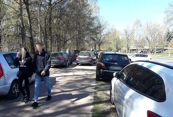Mamy parkingowy Armagedon przy Wojska Polskiego bo urzędnicy nie pomyśleli