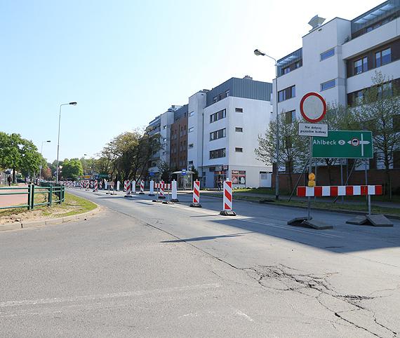 Uwaga kierowcy. Zmiany w ruchu na ulicy Wojska Polskiego