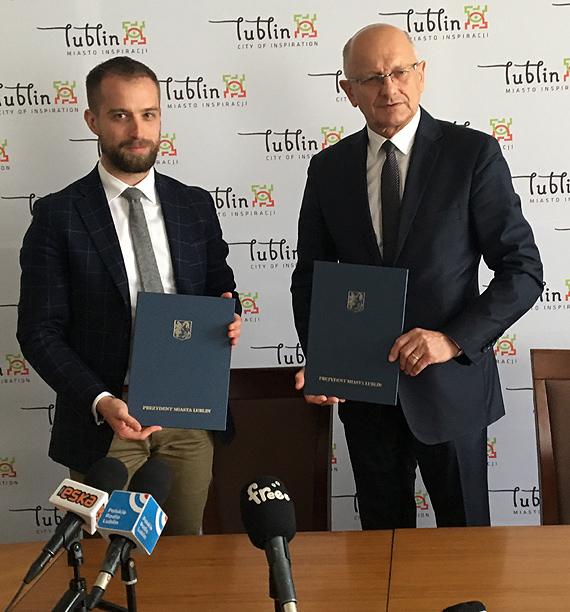 Lublin gospodarzem Kongresu Nowej Mobilności