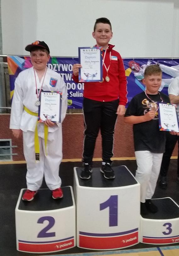 Mistrzostwa Młodzików w taekwondo