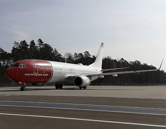 Samolotem do Oslo
