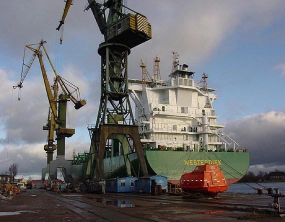 TENSLAB korzysta ze wsparcia dla branży stoczniowej