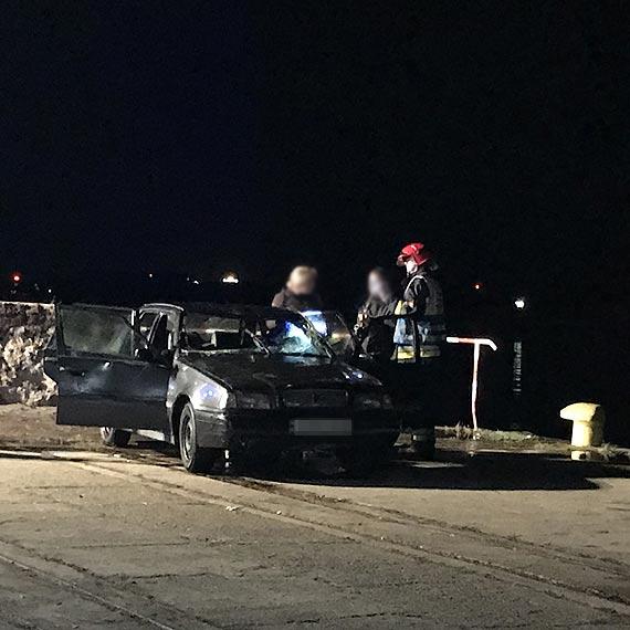 Wydobyto samochód, w którym zginęło dwoje nastolatków