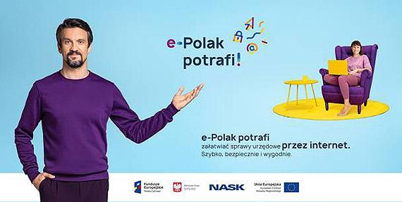 e-Polak potrafi! – rusza kampania Ministerstwa Cyfryzacji i NASK