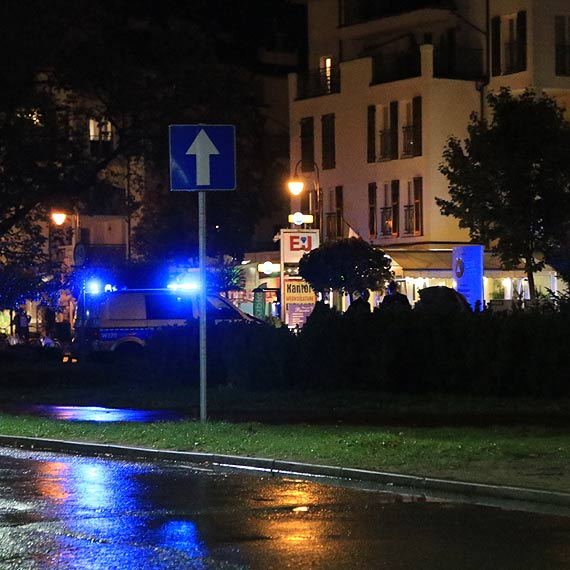 Bójka na promenadzie? Policja zatrzymała trzy osoby