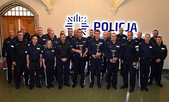 Ogólnopolski konkurs dla policjantów służby dyżurnej – eliminacje wojewódzkie