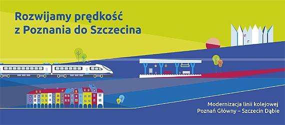 Szczecin Główny: nowe przejście nad peronami zwiększy komfort podróżnych