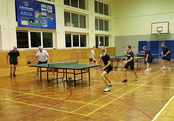 """Turniej """"OTWARCIA SEZONU"""" w tenisie stołowym"""