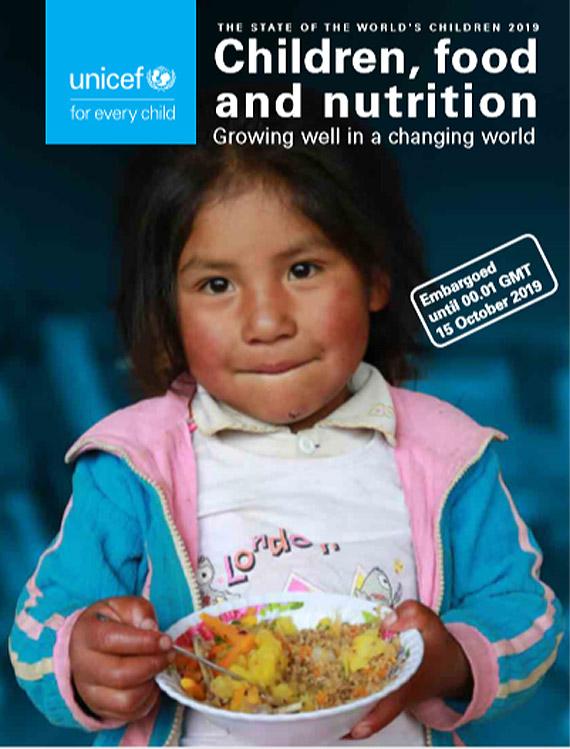 UNICEF ostrzega: zła dieta zagraża zdrowiu dzieci na całym świecie
