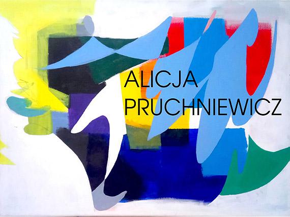 Wernisaż malarstwa Alicji Pruchniewicz