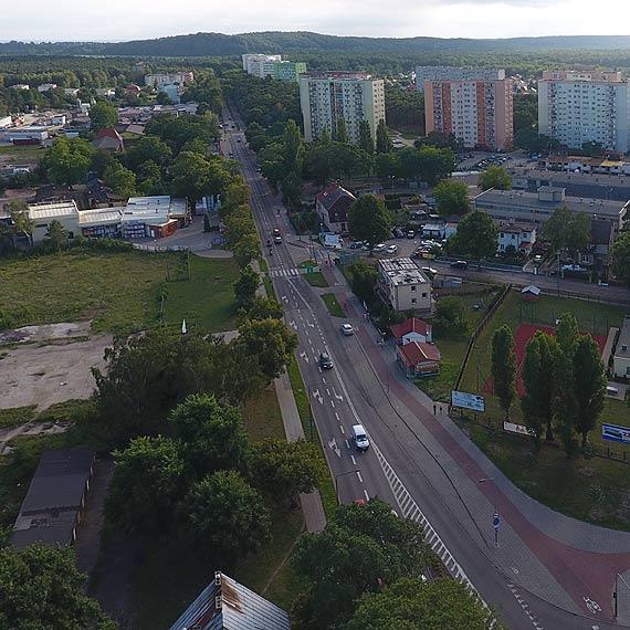 Mamy zwiększone dofinansowanie przebudowy ulic Wojska Polskiego i Grunwaldzkiej