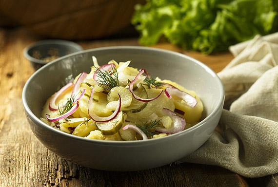 Sałatkowe ziemniaki, czyli NIEzwykła odsłona kartofli