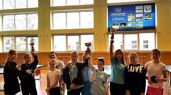 Deużynowy Tenis Stołowy w ramach Igrzysk Dzieci