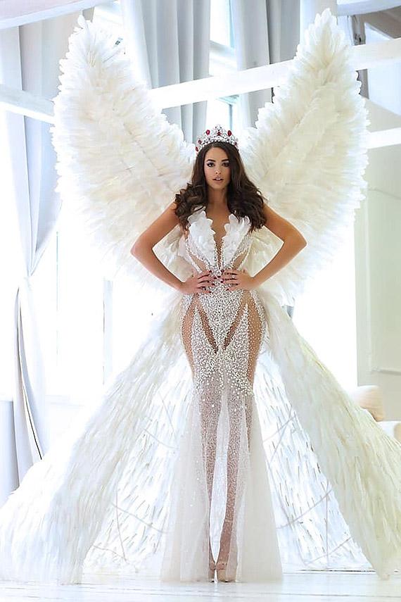 Olga Buława - Miss Polski 2018 zawalczy o tytuł Miss Universe - głosować można już teraz