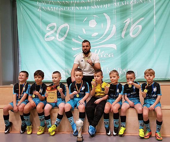 Fantastyczne zwycięstwo żaków AP Baltica w Greifswaldzie