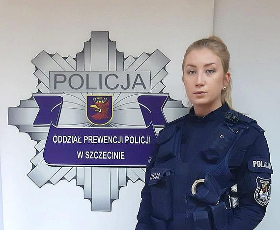 Policjantka w czasie wolnym od służby zatrzymała nietrzeźwą kierującą