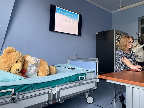 Akademia Młodego Medyka. Jak opiekować się pacjentem