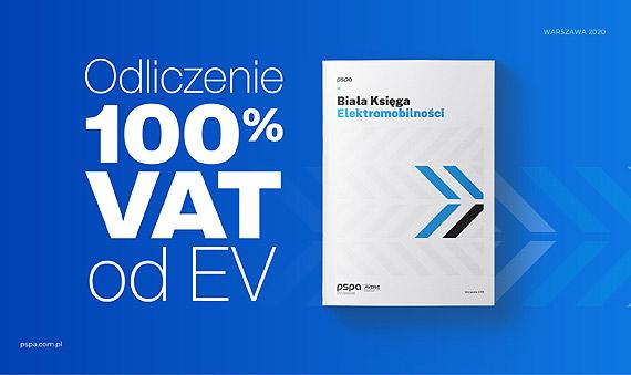 Pełne odliczenie VAT od samochodu elektrycznego