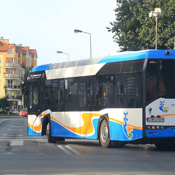 Ograniczenia w kursowaniu miejskich autobusów