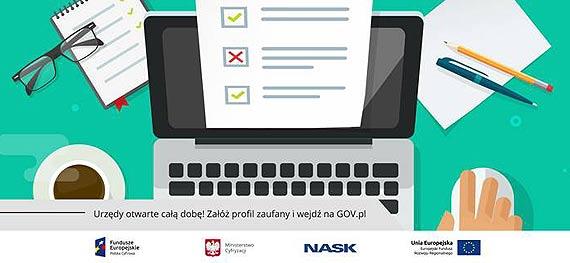 Sprawy urzędowe załatwiaj online. Podpowiadamy, jak to zrobić