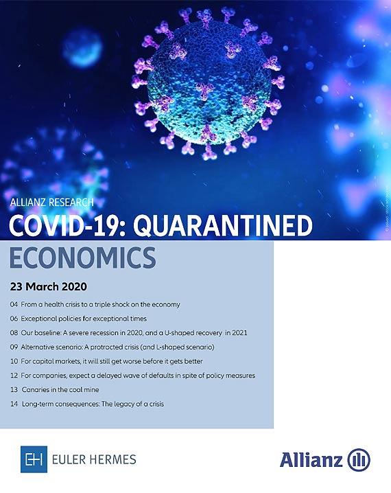 Koronawirus a gospodarki w 2020 roku