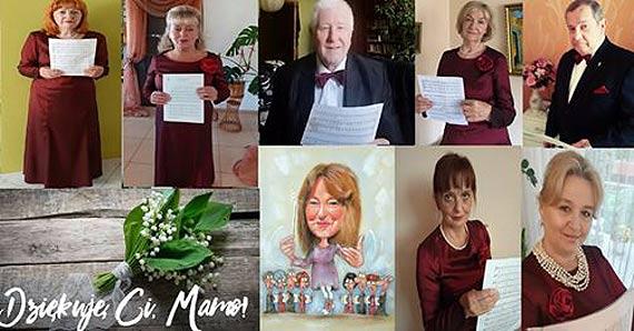 Z okazji Dnia Matki Soliści Studium wokalnego UTW w Świnoujściu zaśpiewają online!