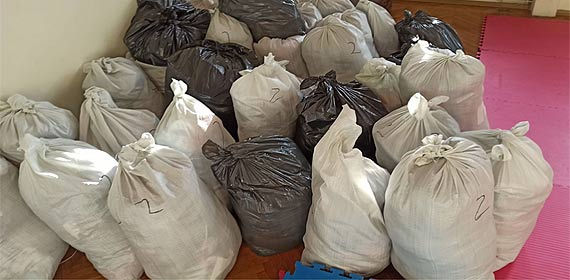 Policjanci zabezpieczyli podróbki warte blisko 2 miliony złotych