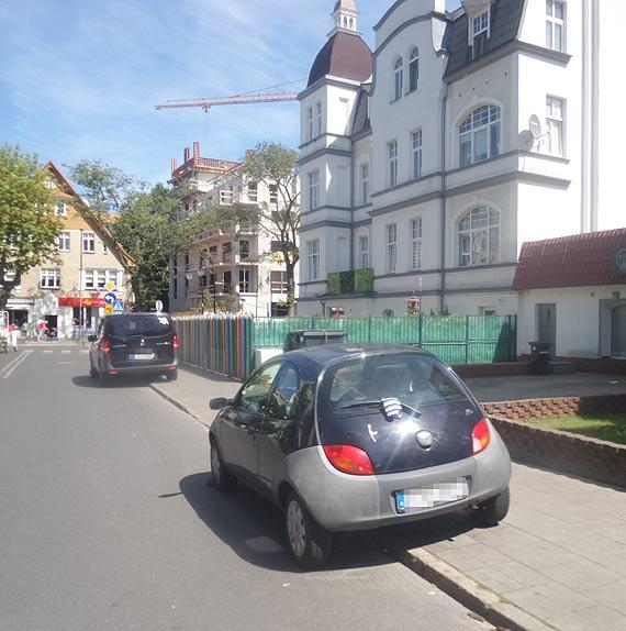 Mieszkaniec: Z cyklu parkowanie naszych zachodnich sąsiadów
