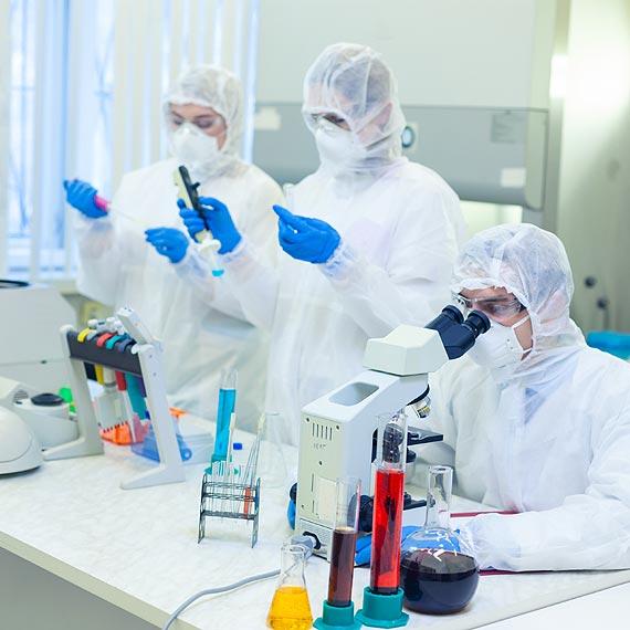 Zakażenia wirusem SARS-CoV-2. Stan na godz: 10:00
