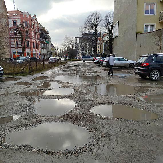 Mieszkaniec: Pechowa 13 - czyli miejskie bagno w centrum Świnoujścia